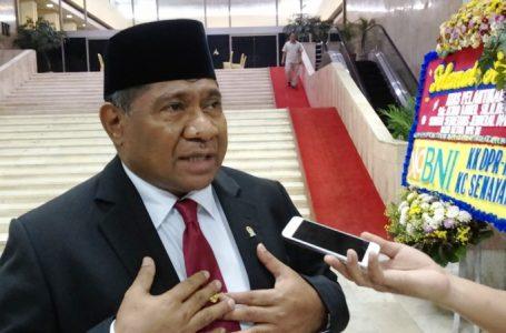 M Ali Taher  Anggota Badan Legislasi dari Fraksi PAN DPR RI