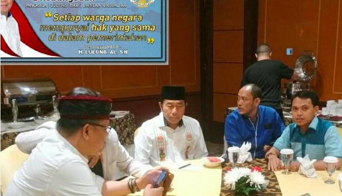 Haji Lulung Ajak Masyarakat Jaga Keutuhan NKRI
