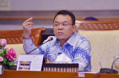 Saleh Partaonan Daulay Anggota DPR RI Fraksi PAN