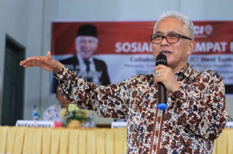Guspardi Gaus : Ambang Batas Parlemen Bungkam Kedaulatan Rakyat