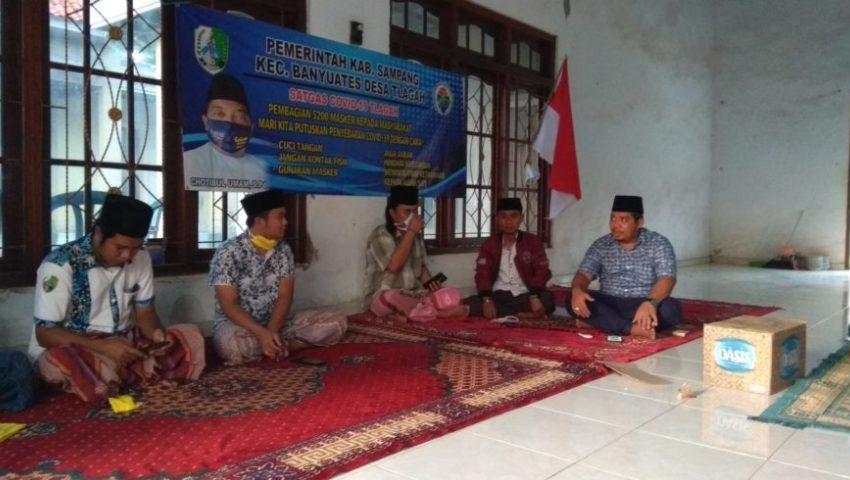 Slamet Ariyadi Salurkan Bantuan Sembako ke Warga Desa di Dapilnya