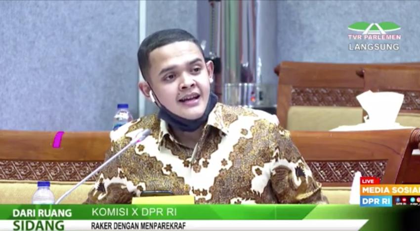 Anggota Komisi X DPR Abdul Hakim Bafagih Tawarkan Ide Segar Pulihkan Pariwisata Indonesia