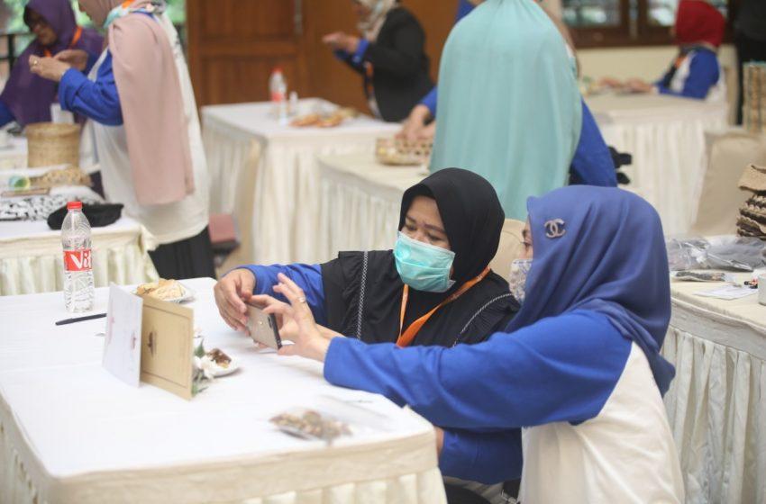Desy Mengadakan Bimtek Fotografi Untuk Pelaku Ekonomi Kreatif di Kab. Sukabumi