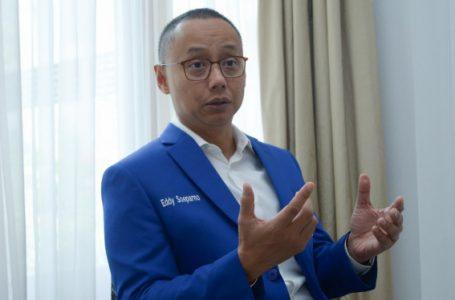 Eddy Soeparno Tegaskan Pemanfaatan Energi Nuklir Hanya Untuk Pembangkit Listrik