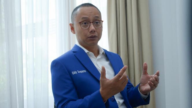 Eddy Soeparno Berharap Industri dan BUMN Gunakan Panel Surya